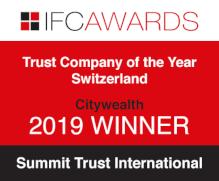 2019 Trust company Switzerland