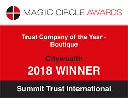 Magic Cirlcle Awards 2018