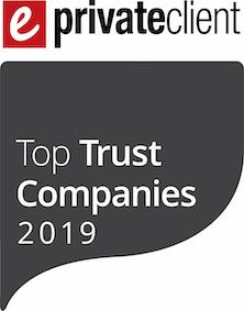 Top TRUST Companies 2019 award