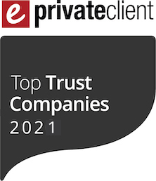 Top TRUST Companies 2020 award